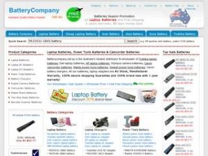 laptop battery shop