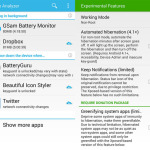 Top 3 apps to maximize your Android phone's battery life