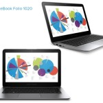 HP Introduced Slim New EliteBook Folio 1020 for Bsuiness