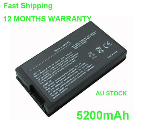 Asus a32-f80 battery