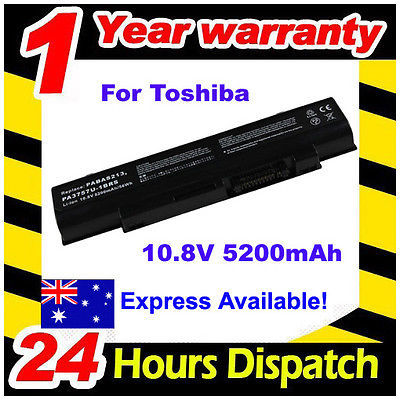 Toshiba PA3757U-1BRS laptop battery